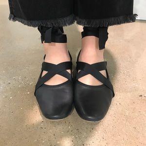 Loeffler Randall Ballerina Flats size 10